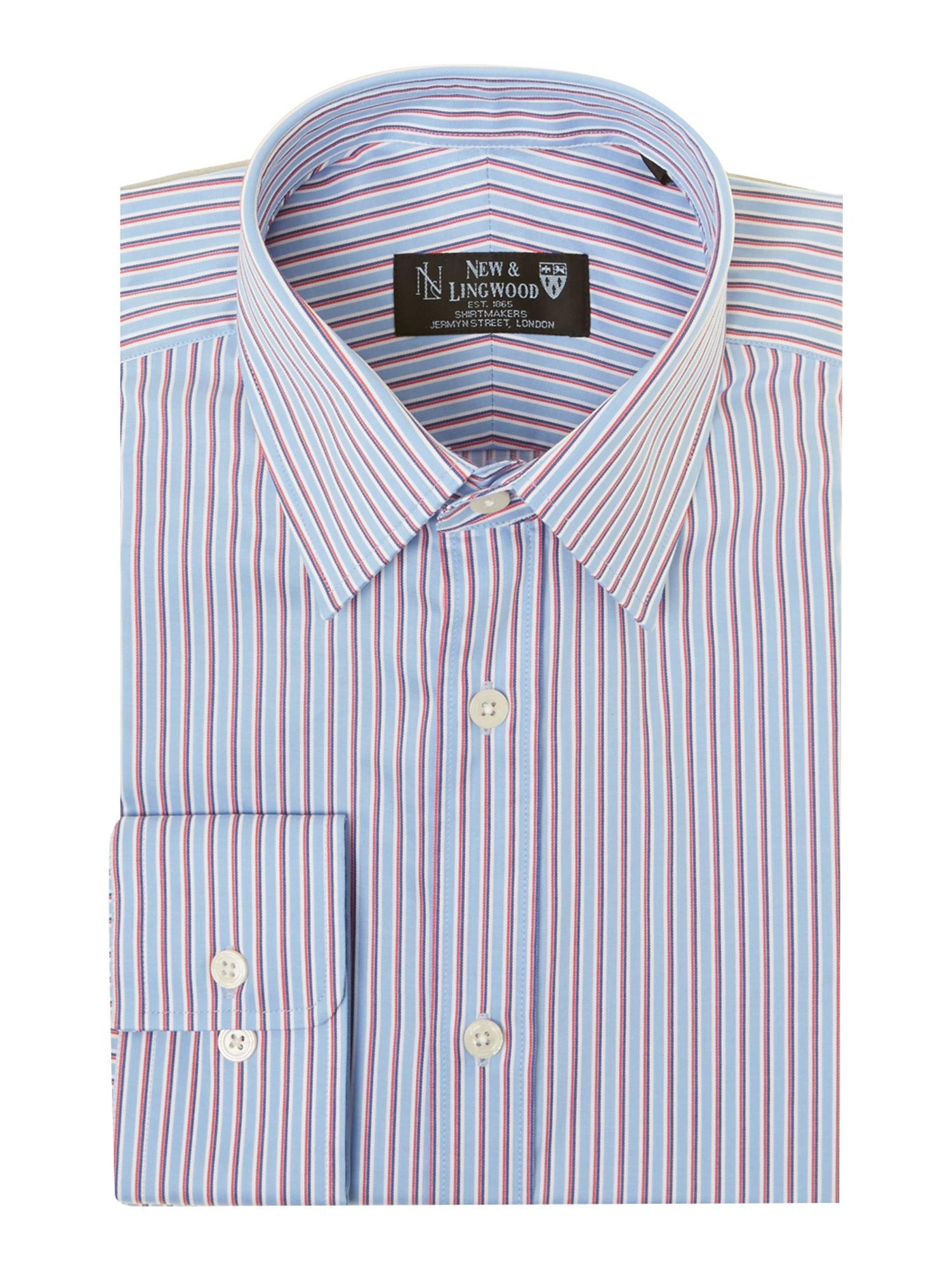 Brighton twin stripe shirt