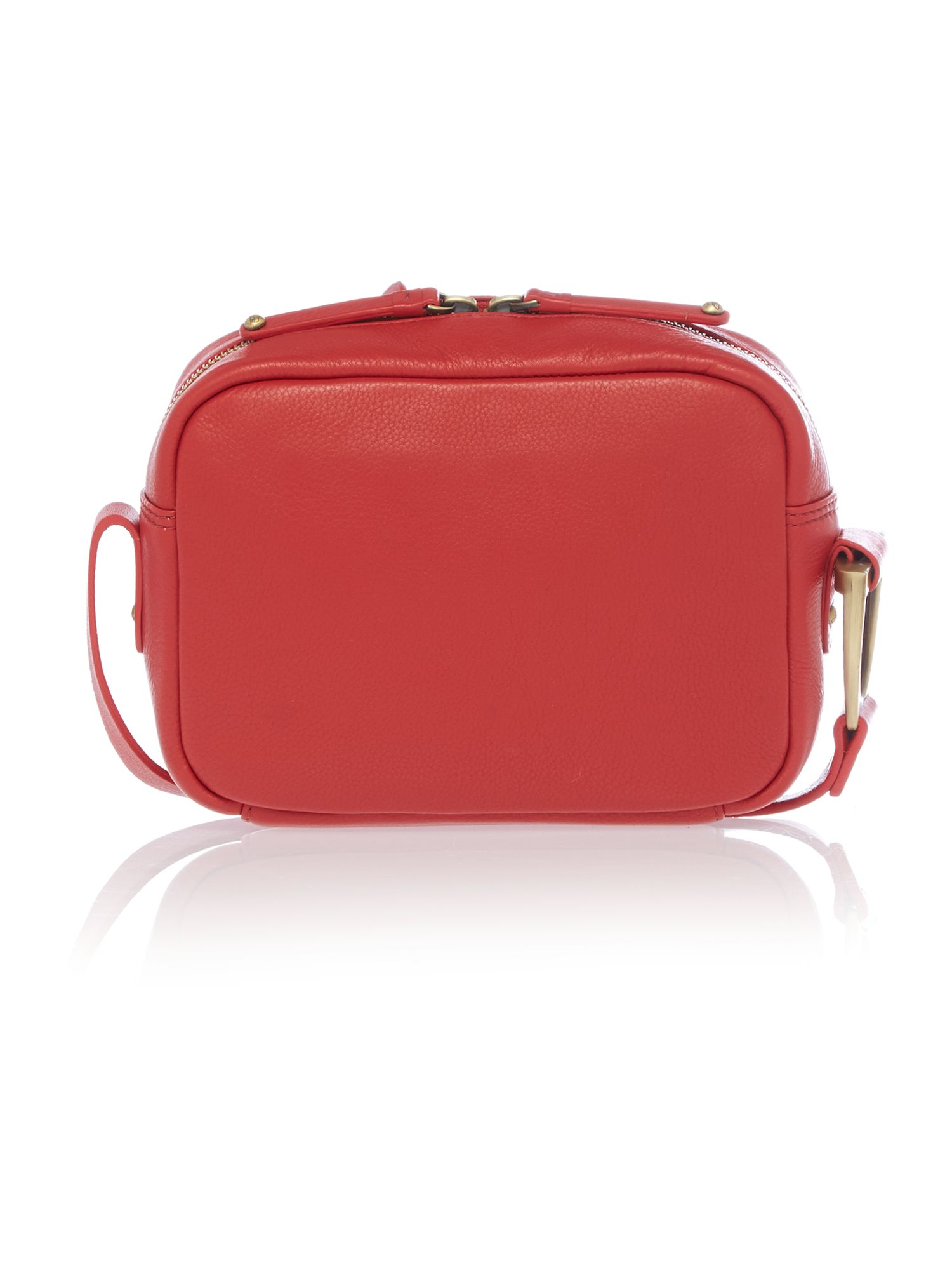 Burton Agnes red cross body bag