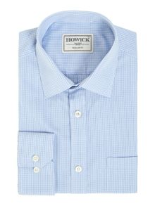 Bowdoin mini check shirt