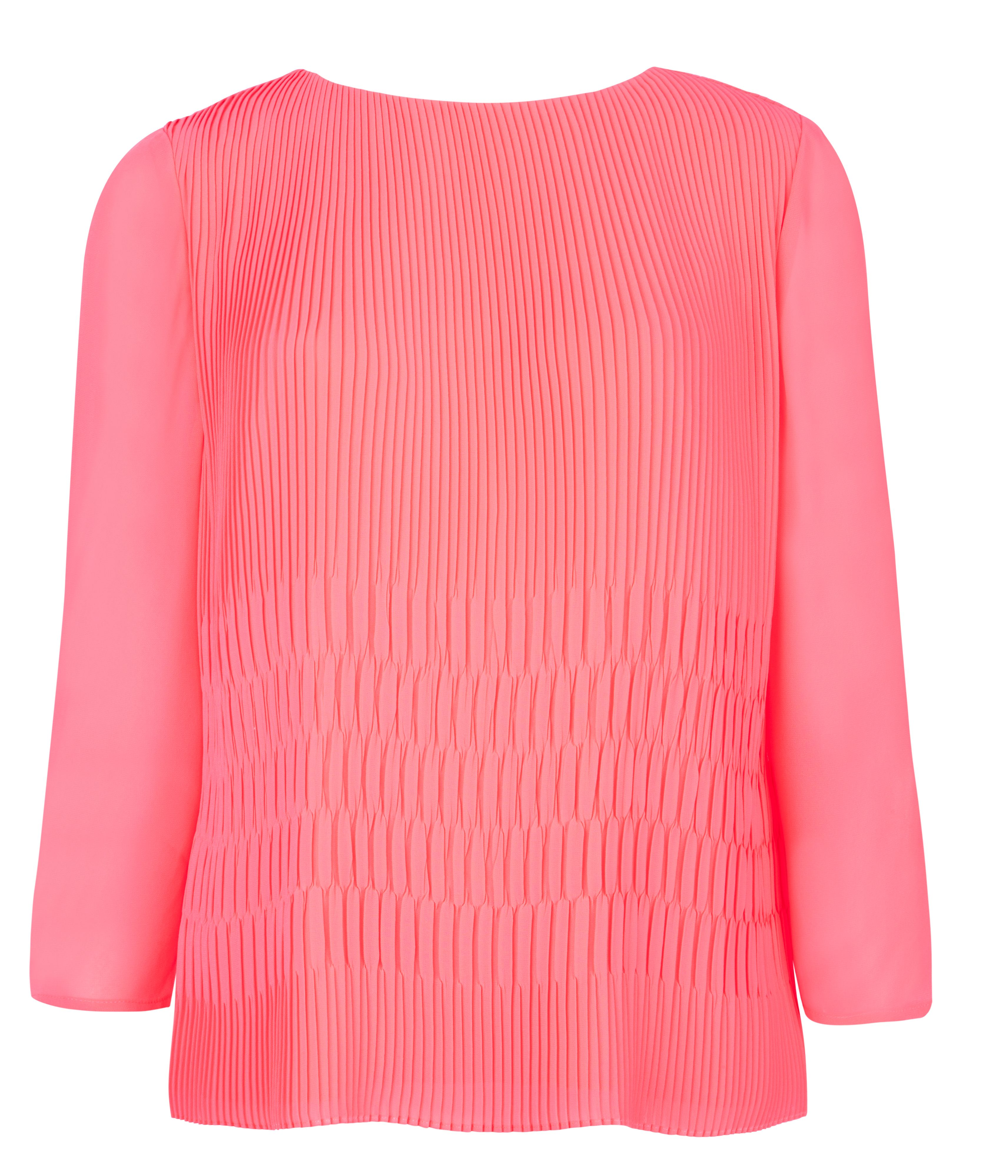 Gyda pleated top