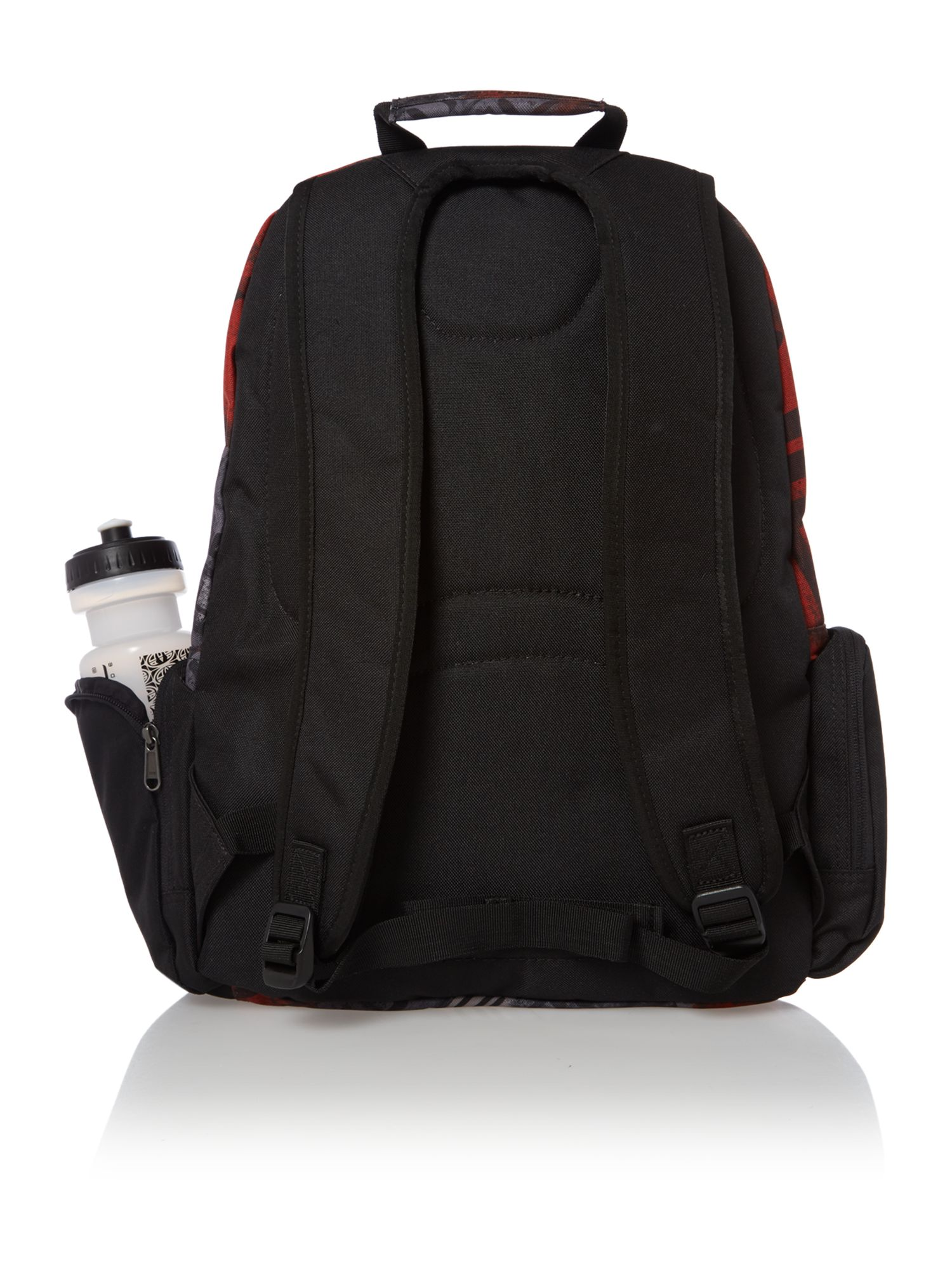 Flagle deluxe backpack with water bottle