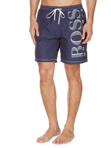 Hugo Boss Killifish side logo Swim Shorts
