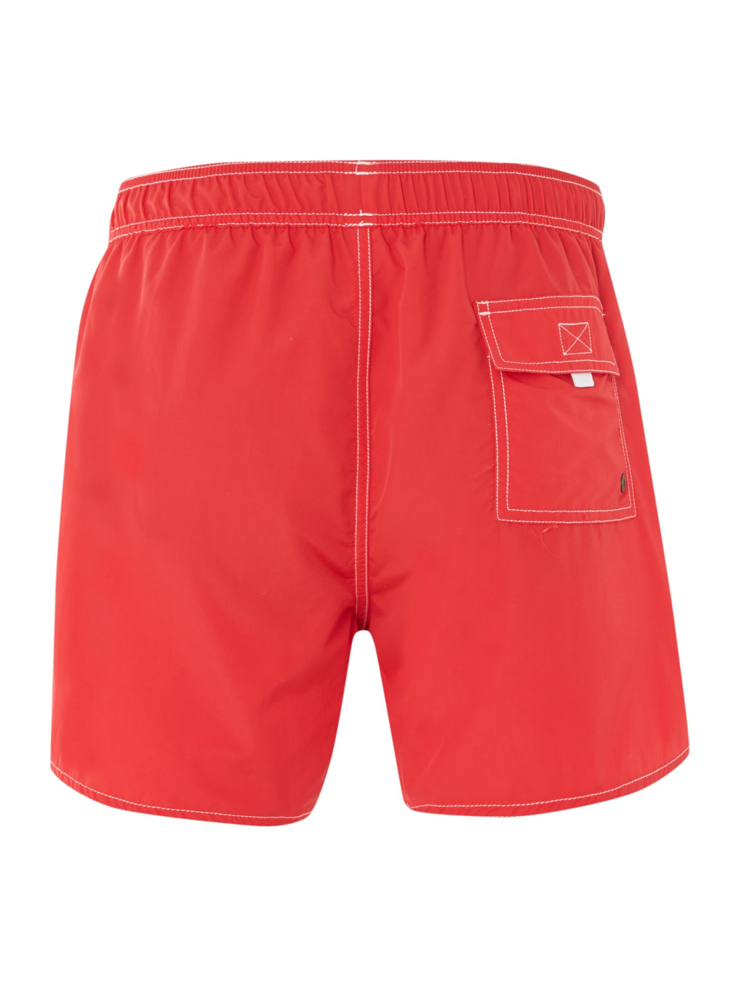 Lobster logo swim short