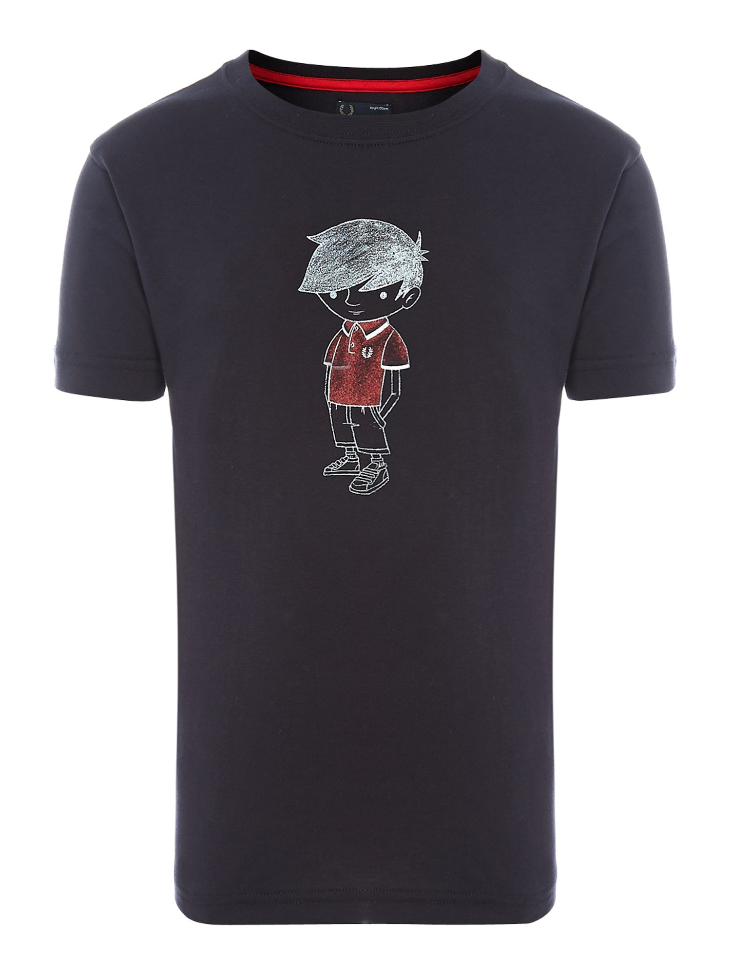 Little Fred graphic t-shirt