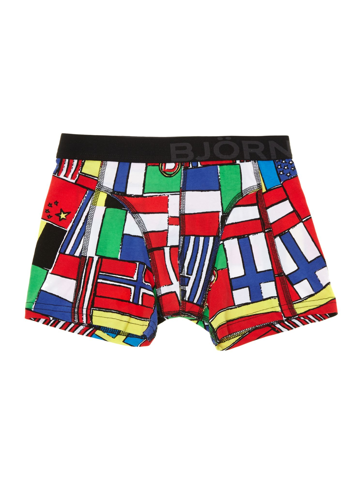 Boys World Flag trunks