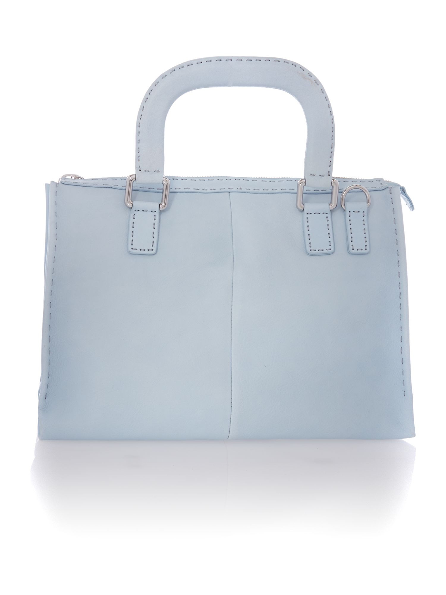 Blue natural kingdon tote bag
