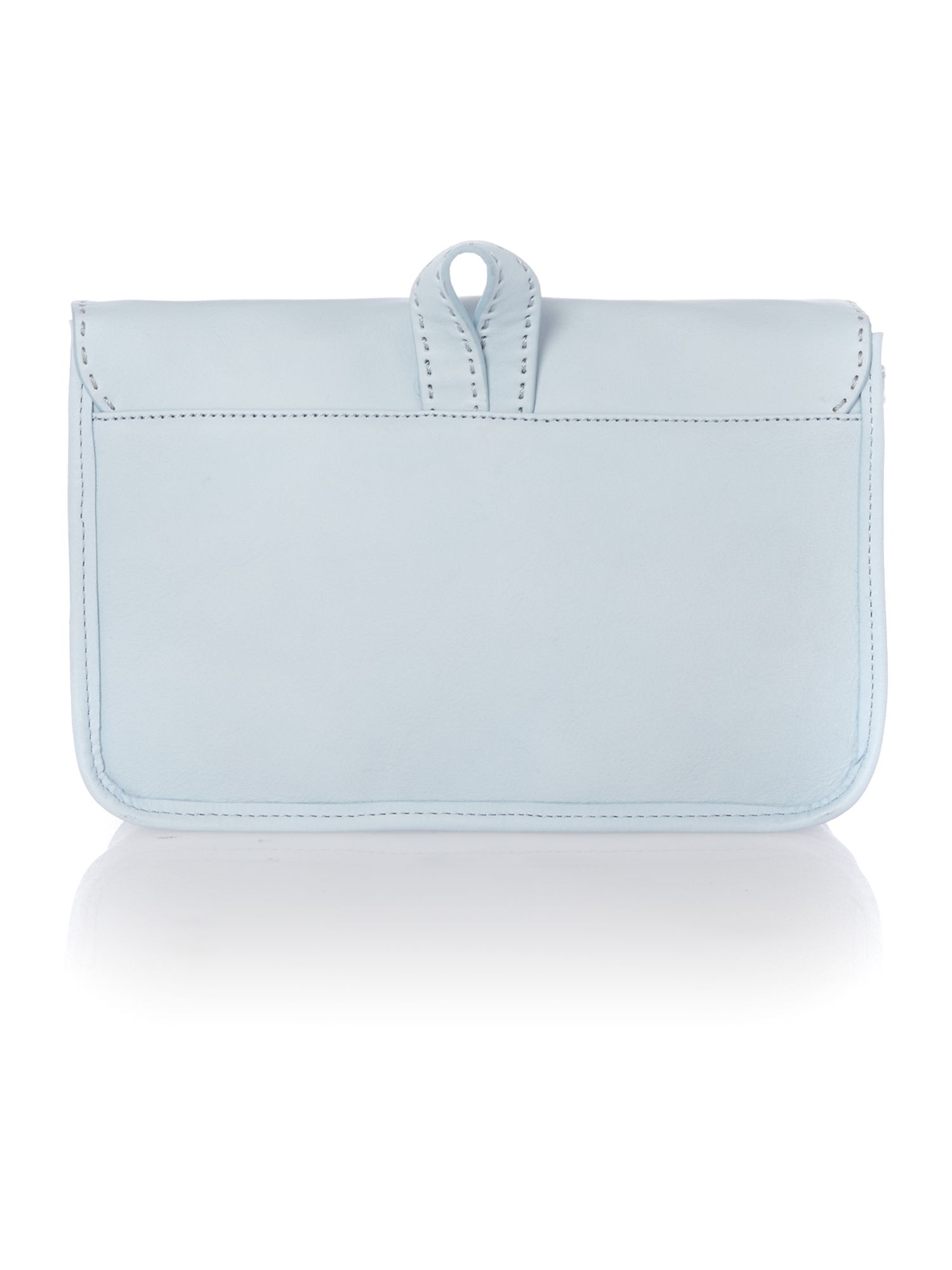 Blue natural kingdon cross body bag