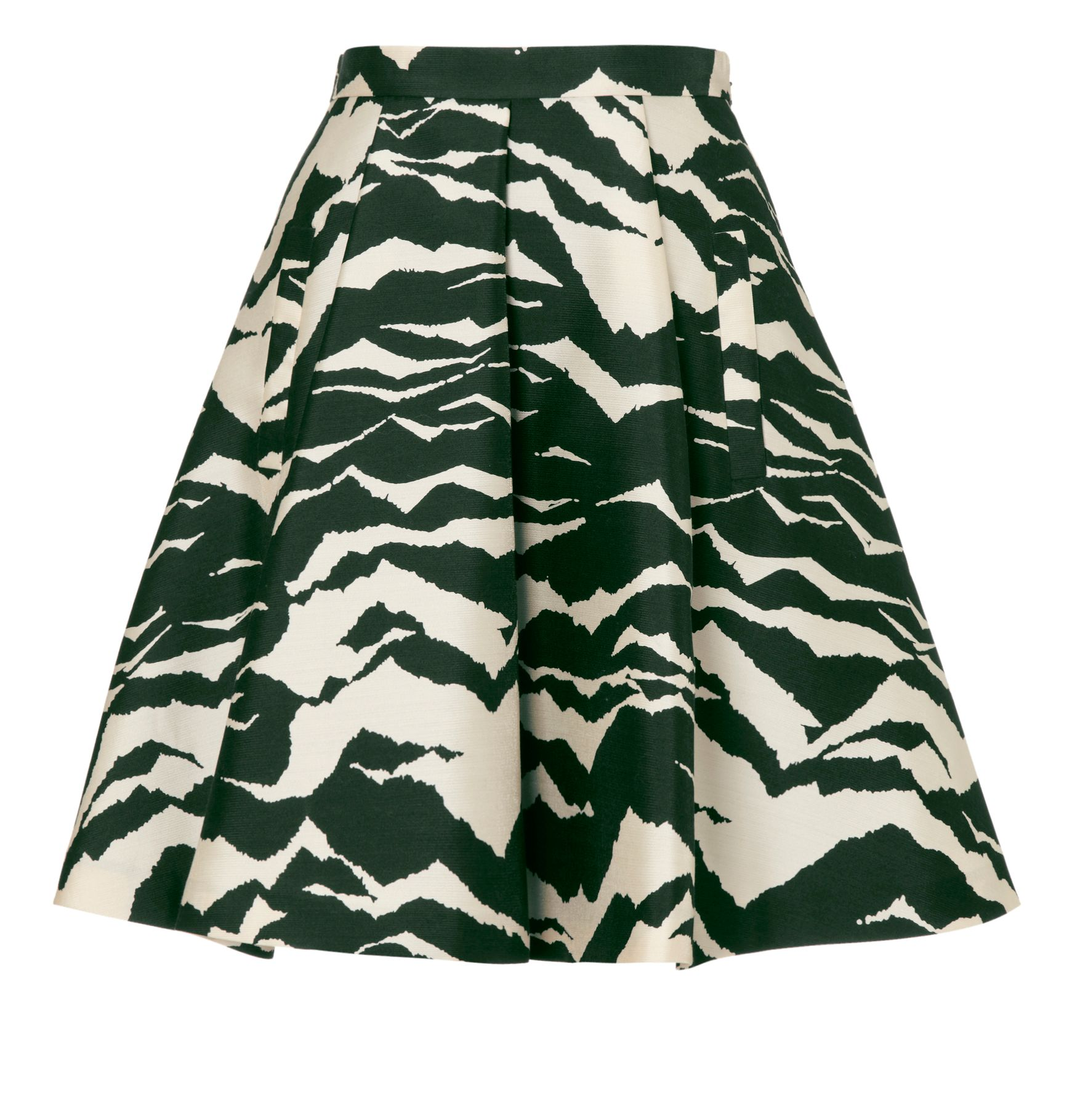 Mystic Mountain Skater Skirt