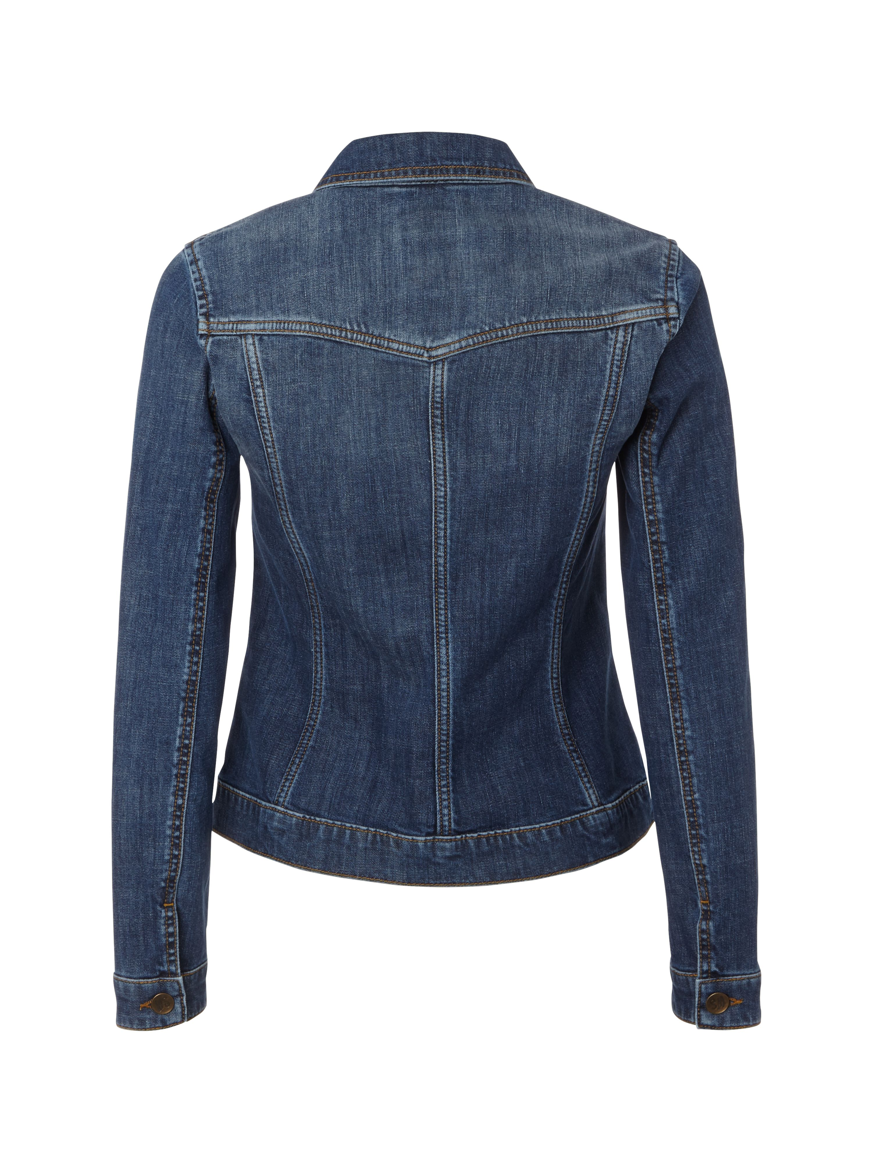 Evangeline denim jacket