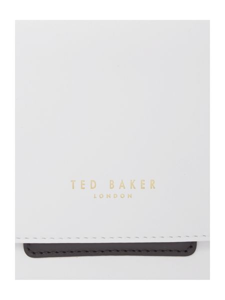 Ted Baker Black and white small cross body