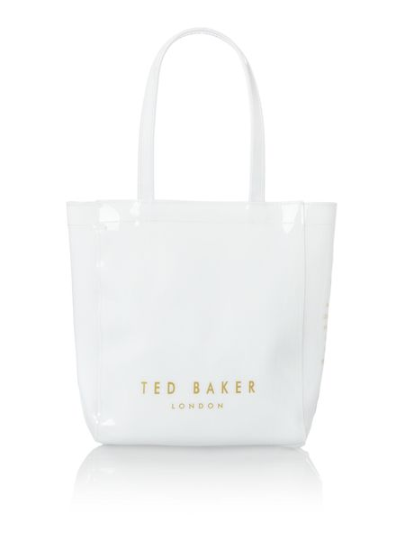 Ted Baker White small tote bag