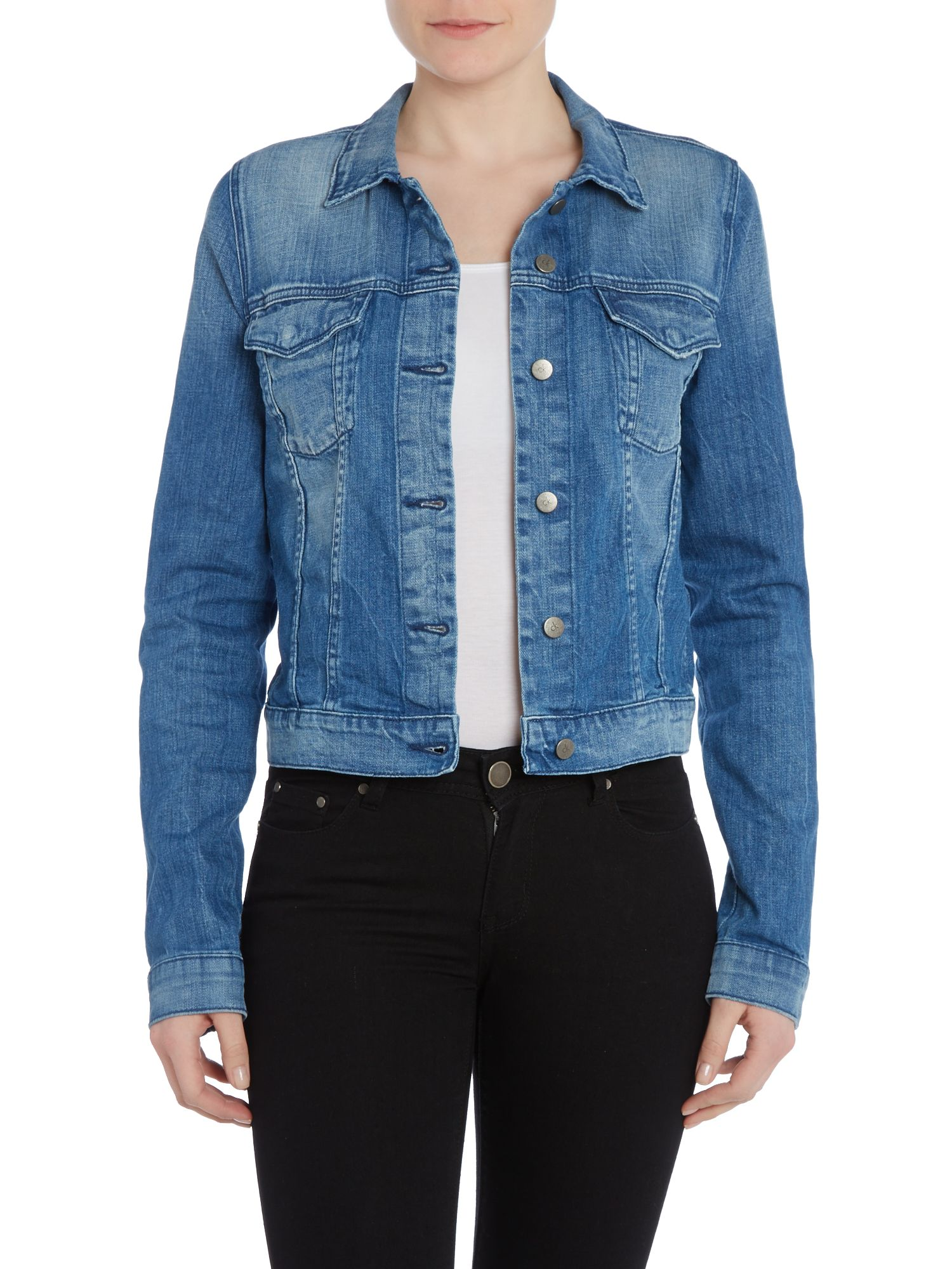 Adette denim jacket