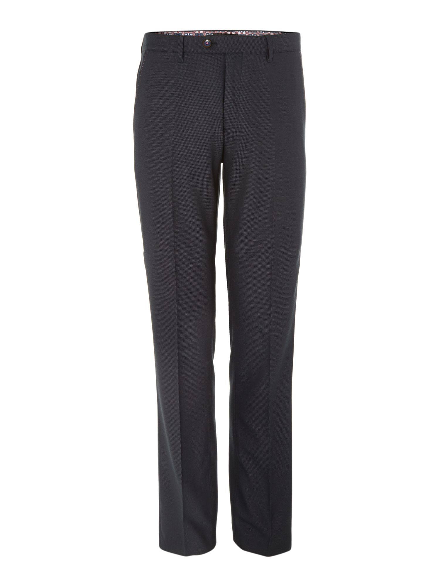 Elratro textured trousers