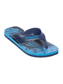 Boys Batman flip flop