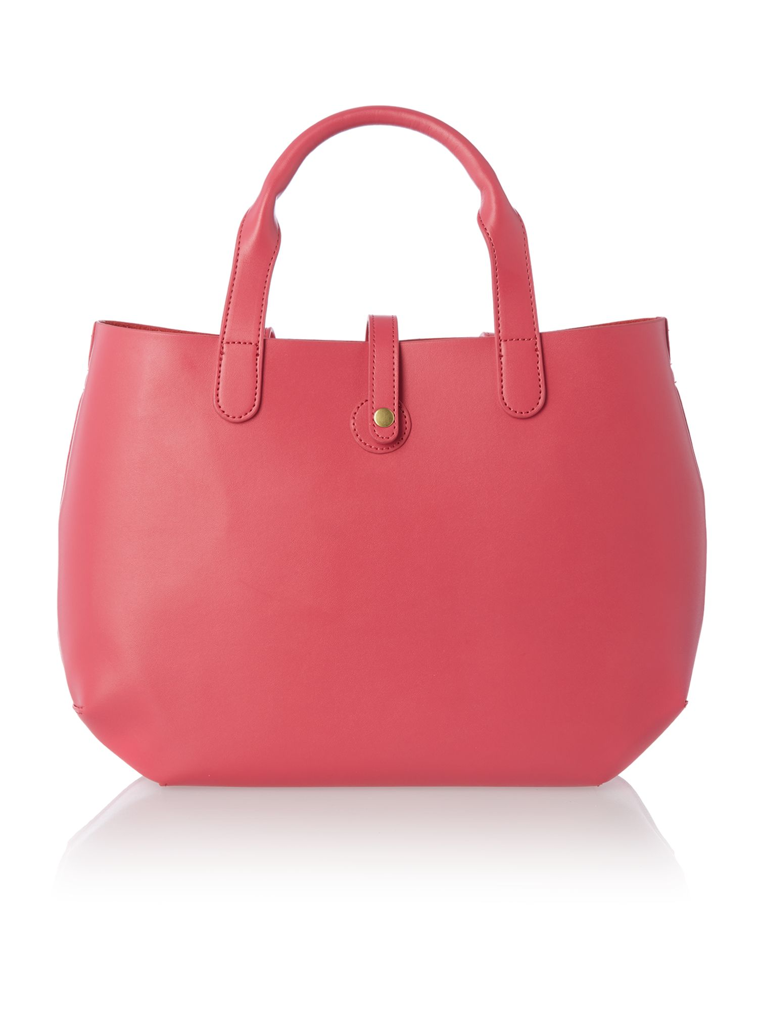 April pink tote bag