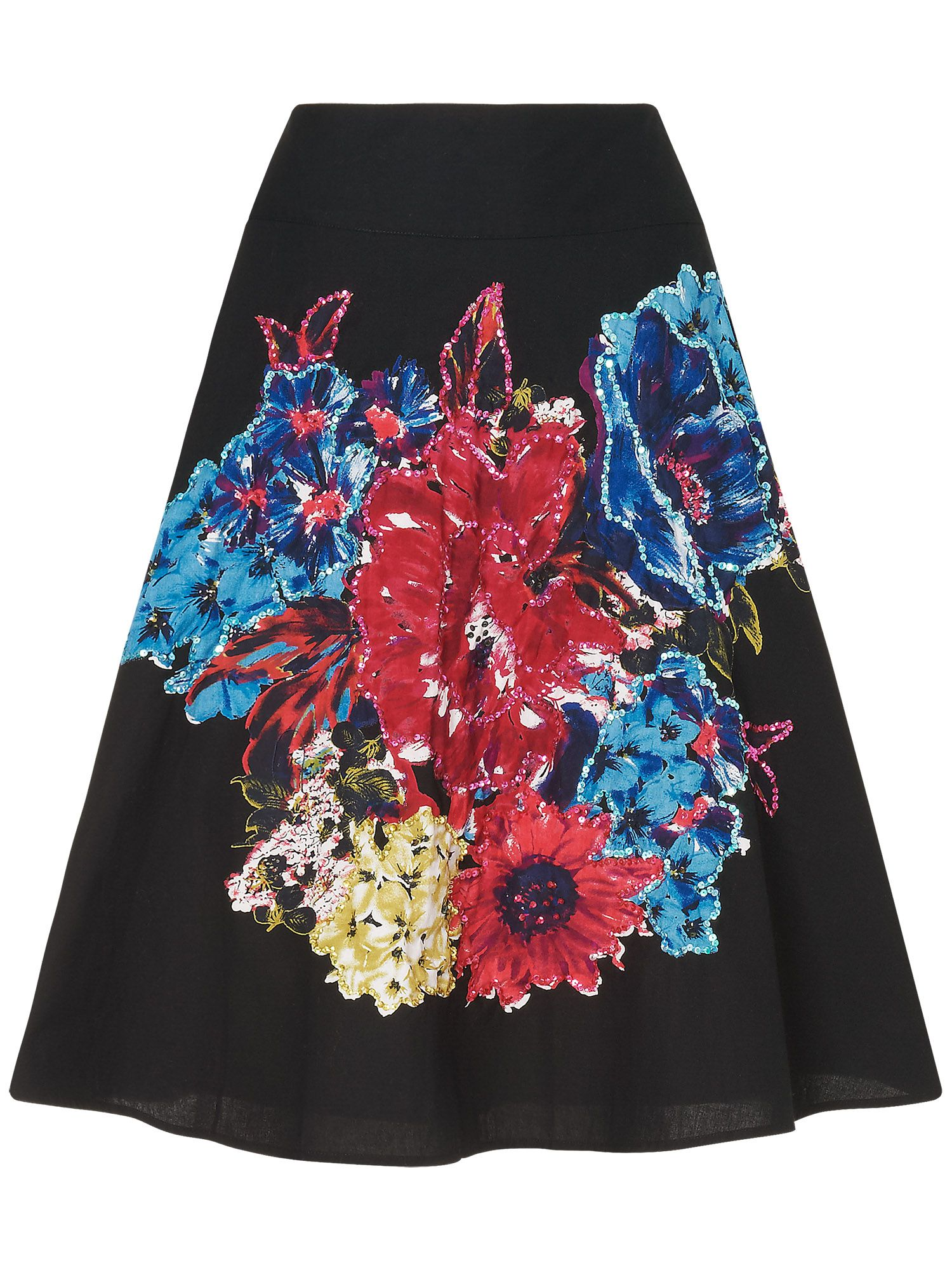 Bridget embellished skirt