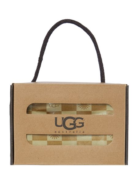 UGG Baby embroidered espadrilles