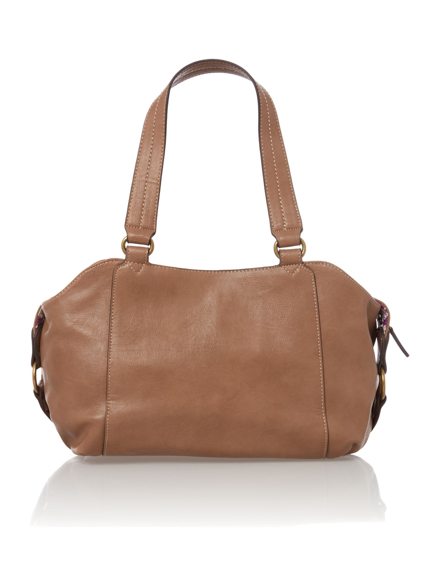 Judy brown tote bag