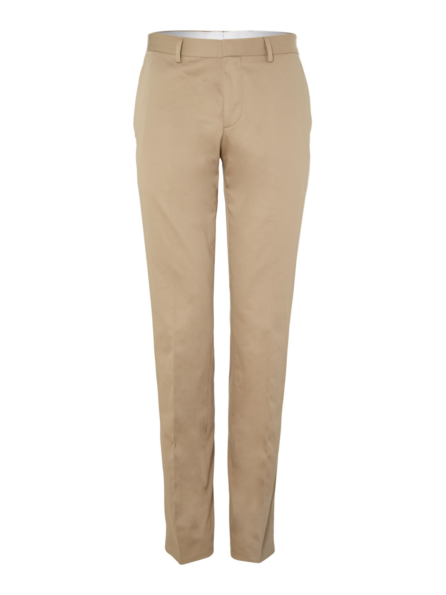 Genesis slim fit solid trouser