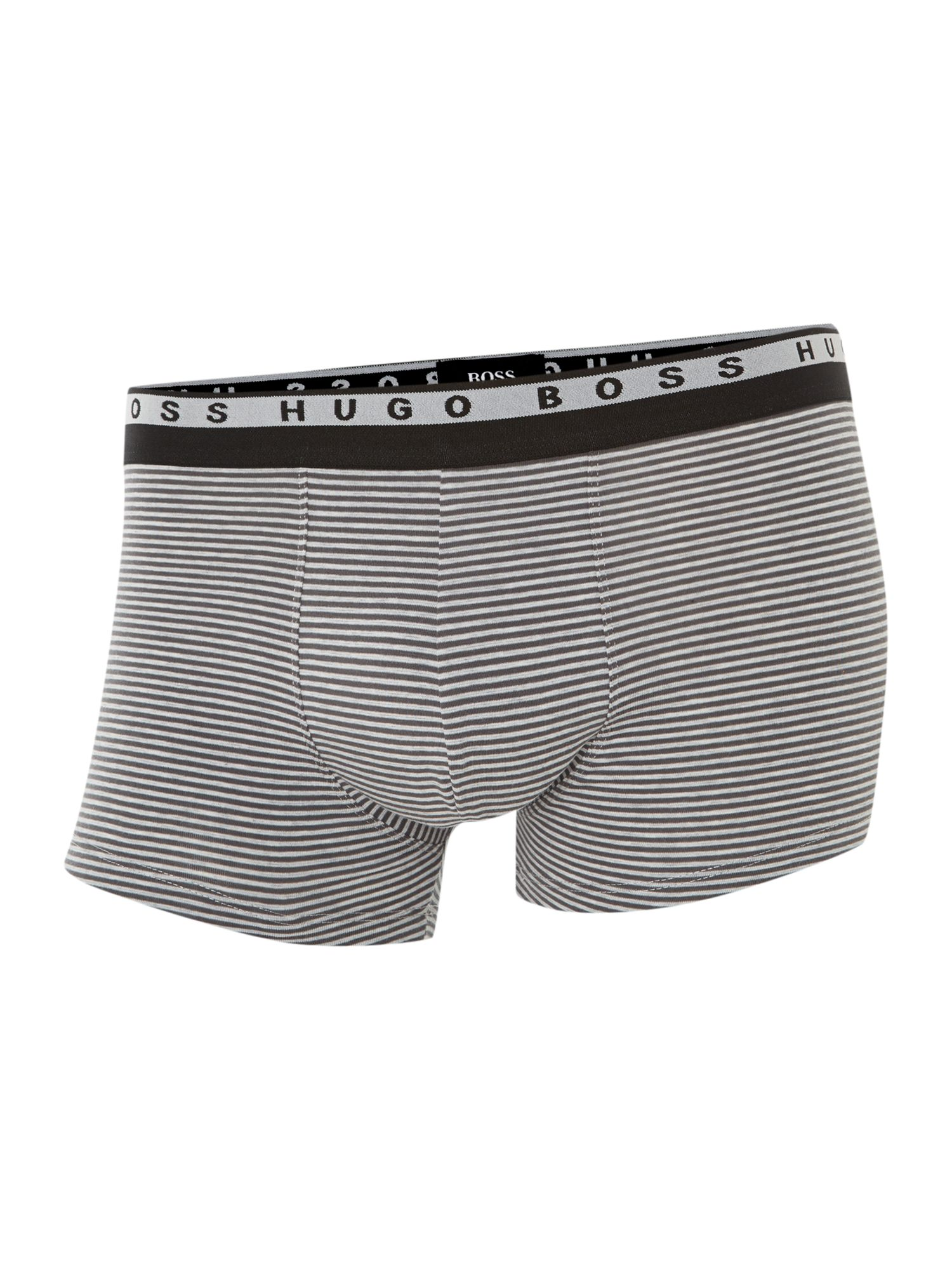 Stripe underwear trunk