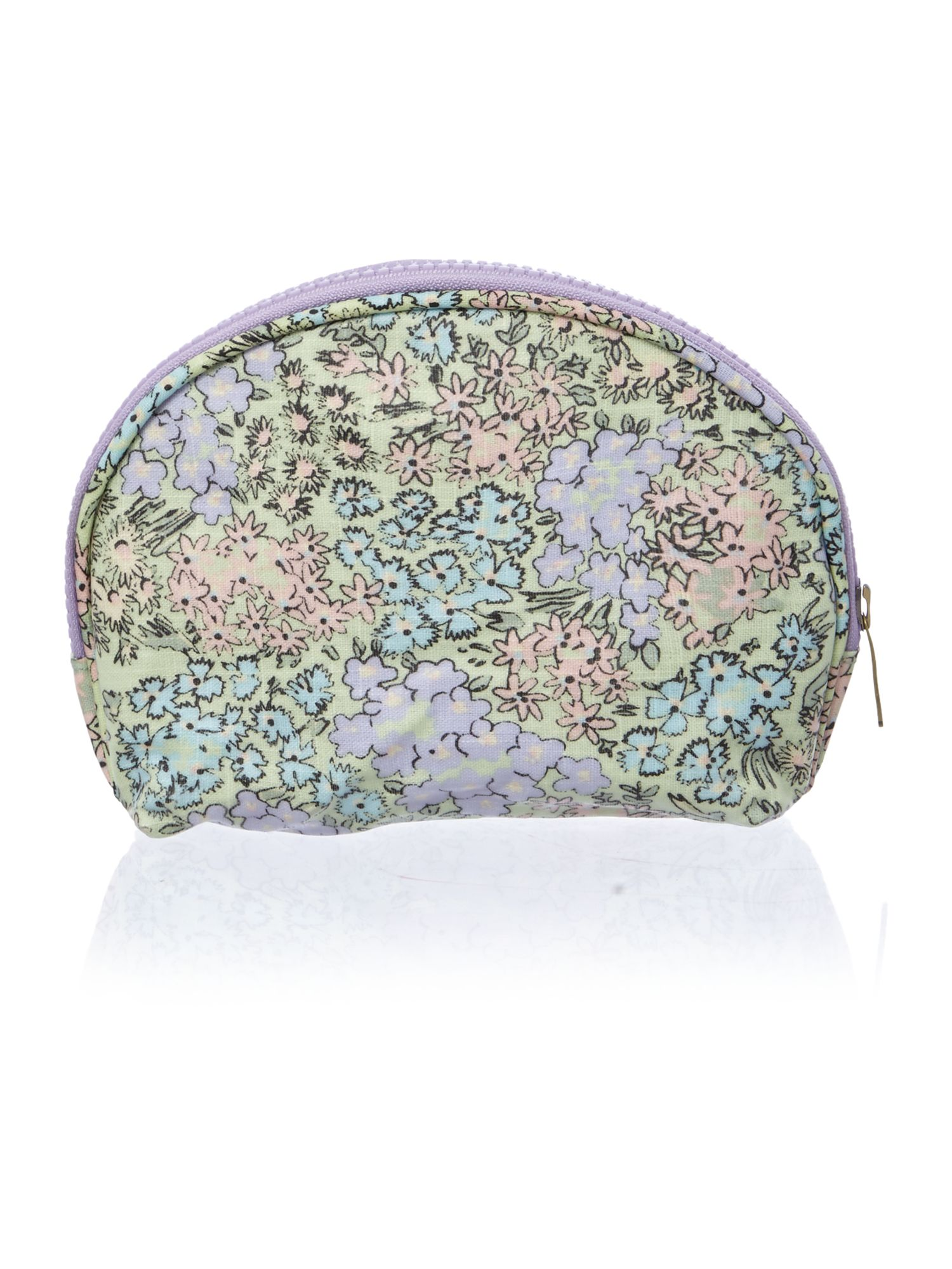 Busy lizzie multi-coloured cosmetic bag set