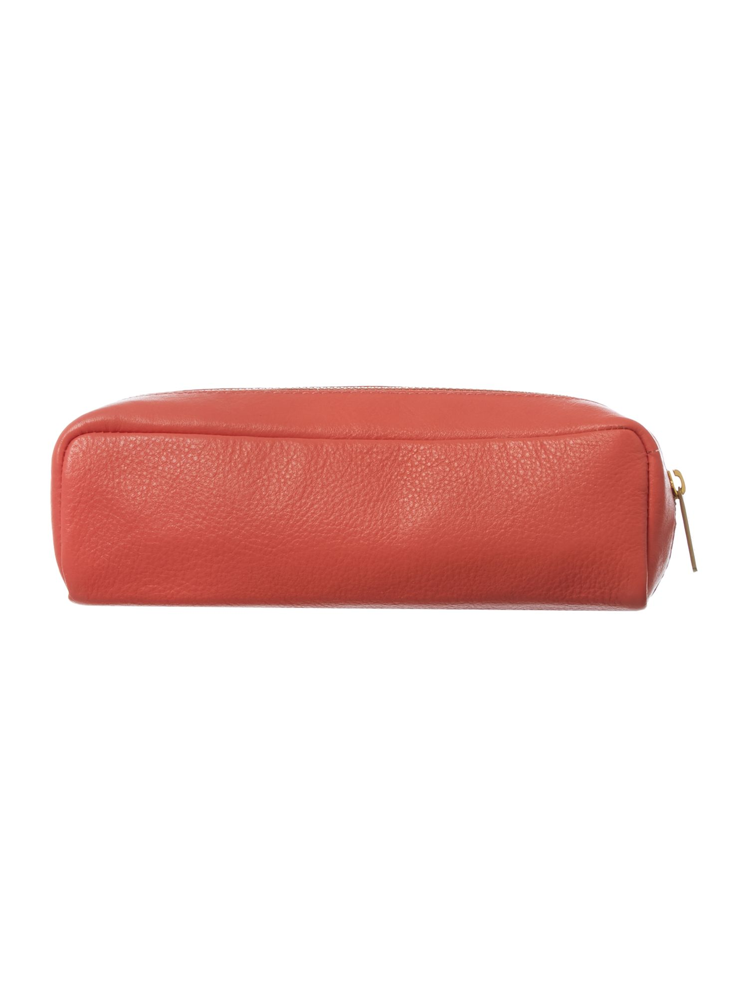 Kelly coral pencil case