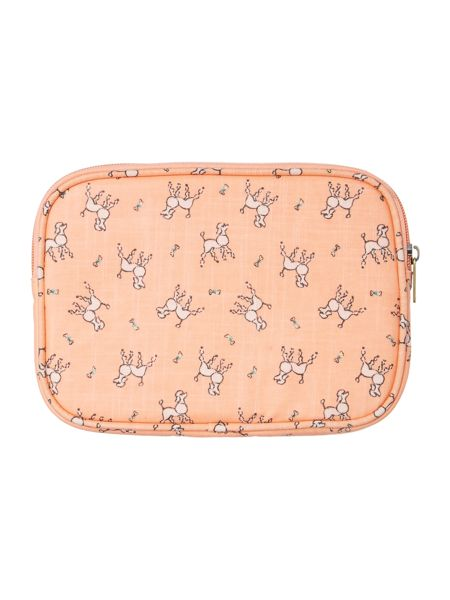 Ollie & Nic Maple coral mini tablet case