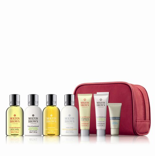 The Weekend Away Collection - Pack & Pamper