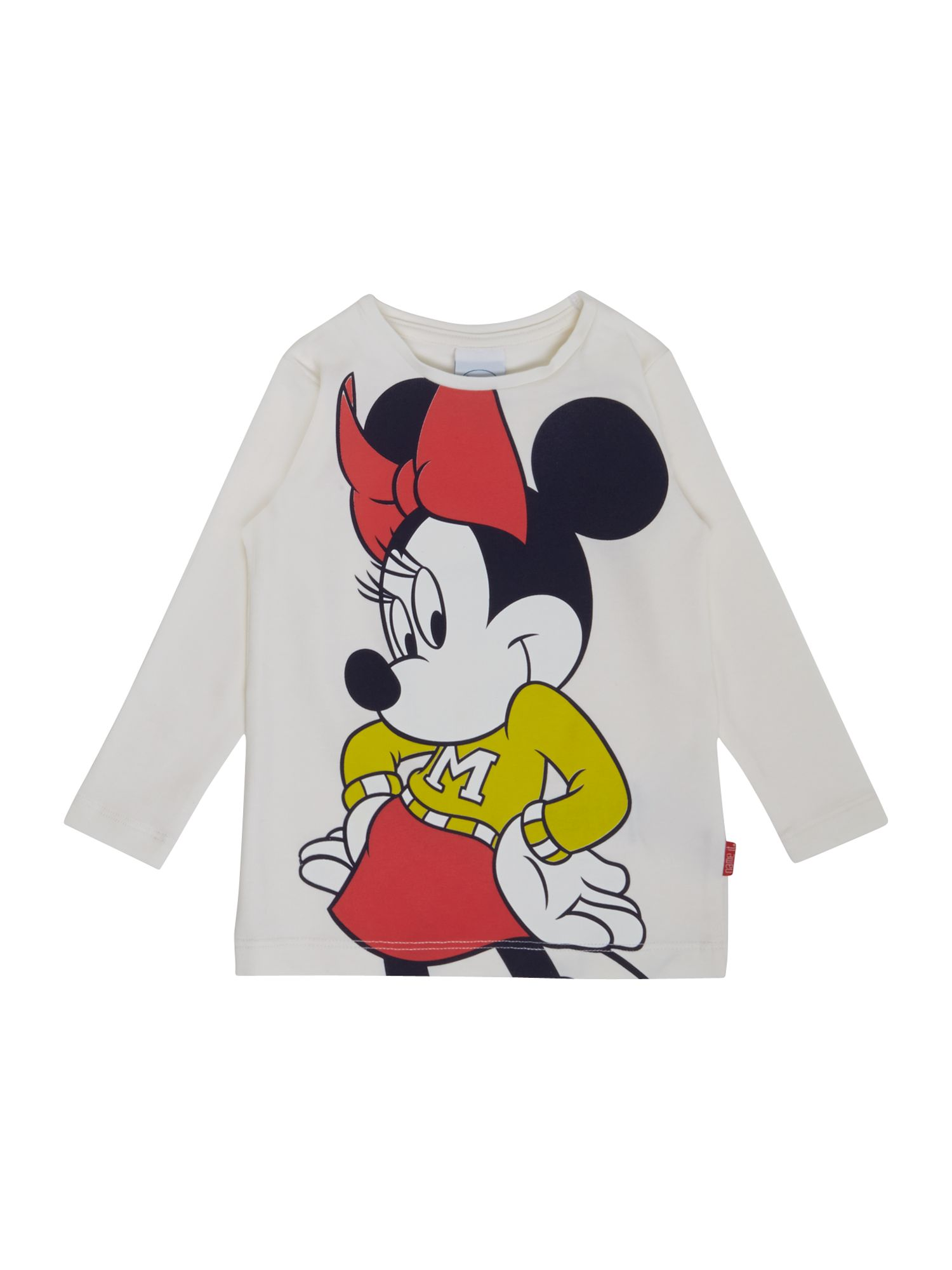 Girls Minnie Mouse t-shirt