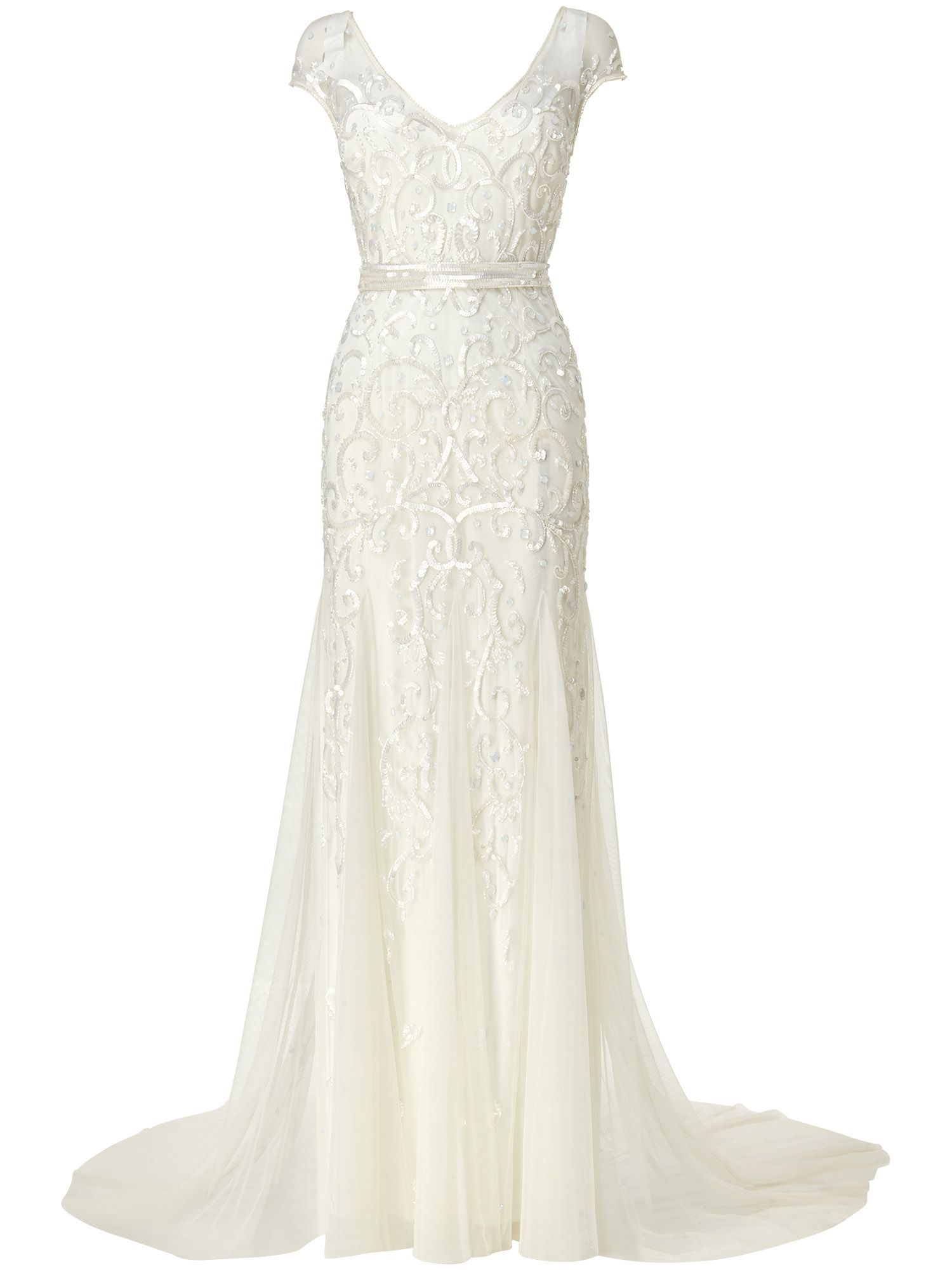 Phase eight elbertine wedding dress ivory for Phase eight wedding dresses