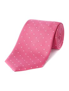 Spaced dot tie