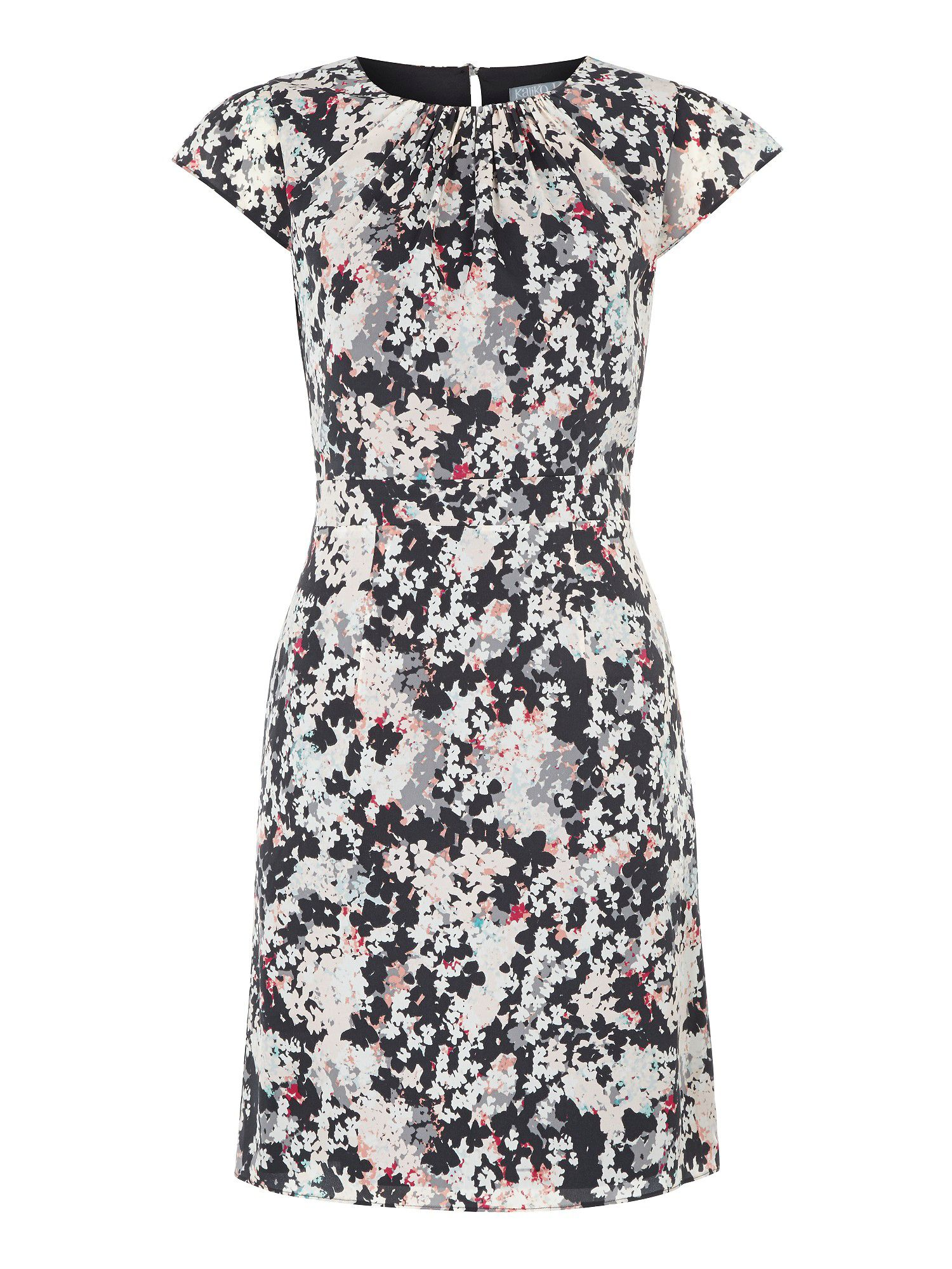 Isla print day dress
