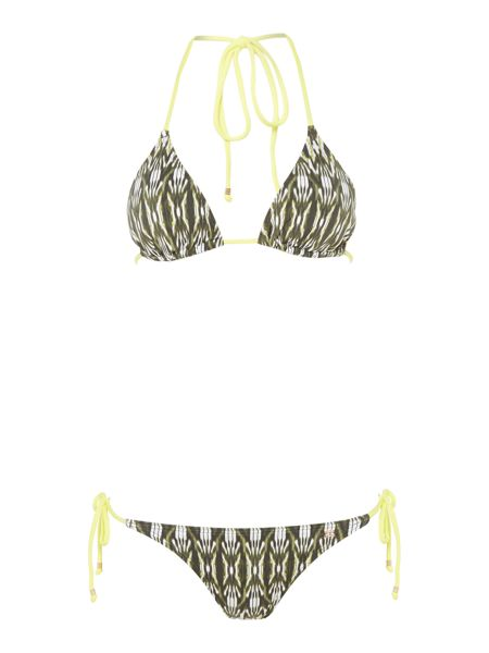 Tommy Hilfiger Adelyn triangle bikini set