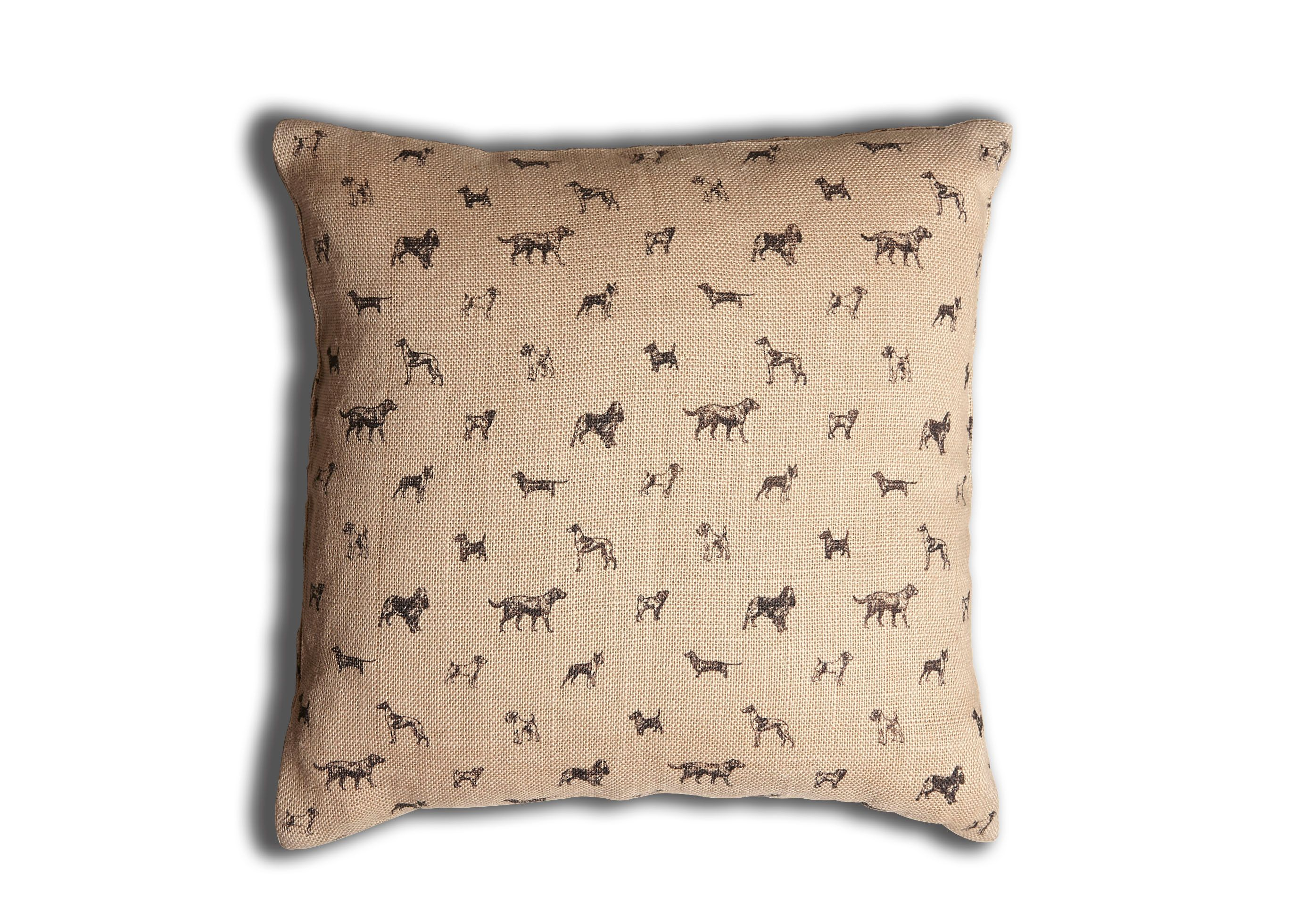 All The Breeds cushion