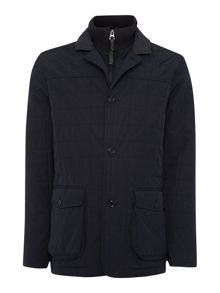 weaver quilted jacket