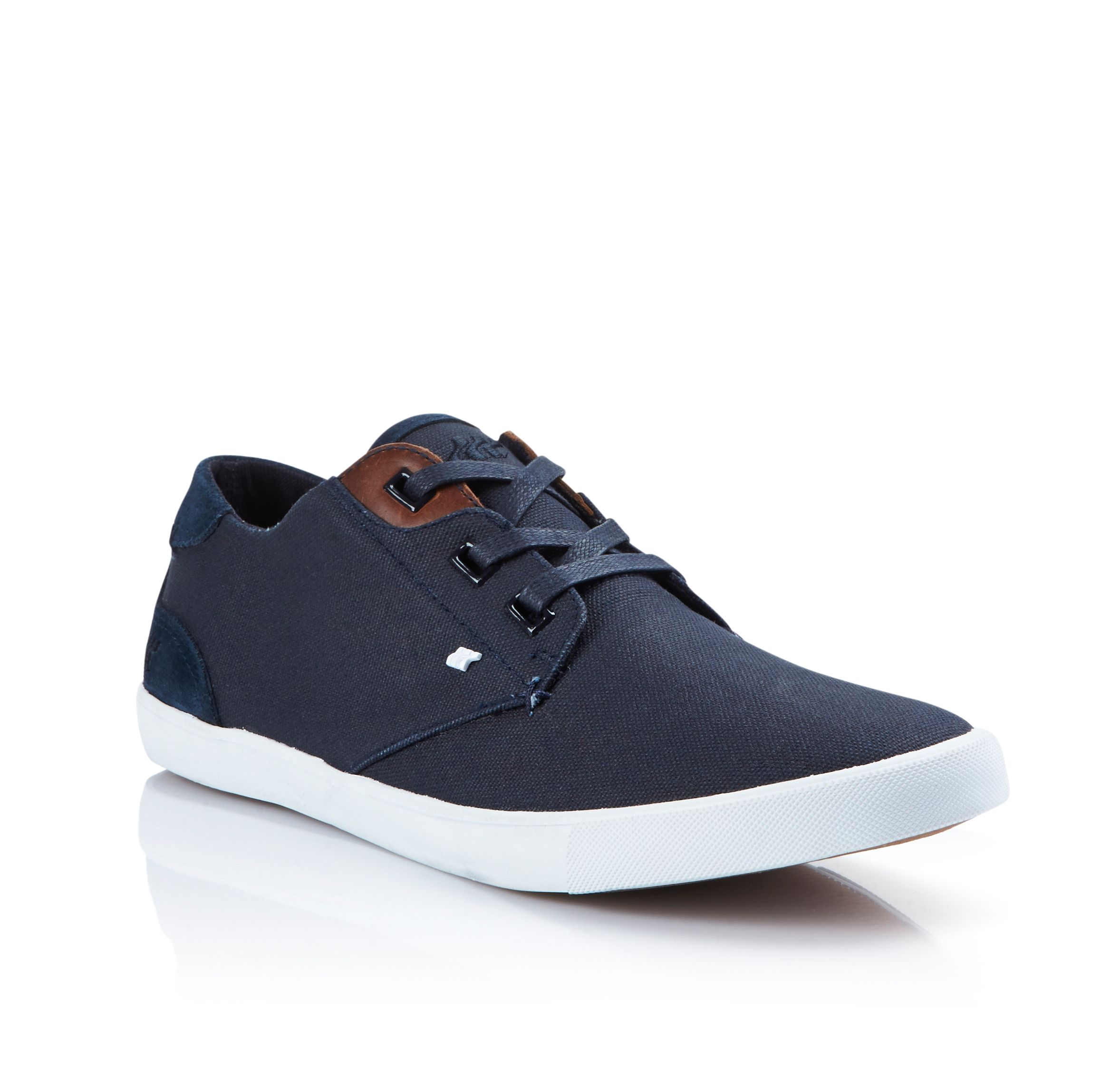 Stern lace up casual trainers