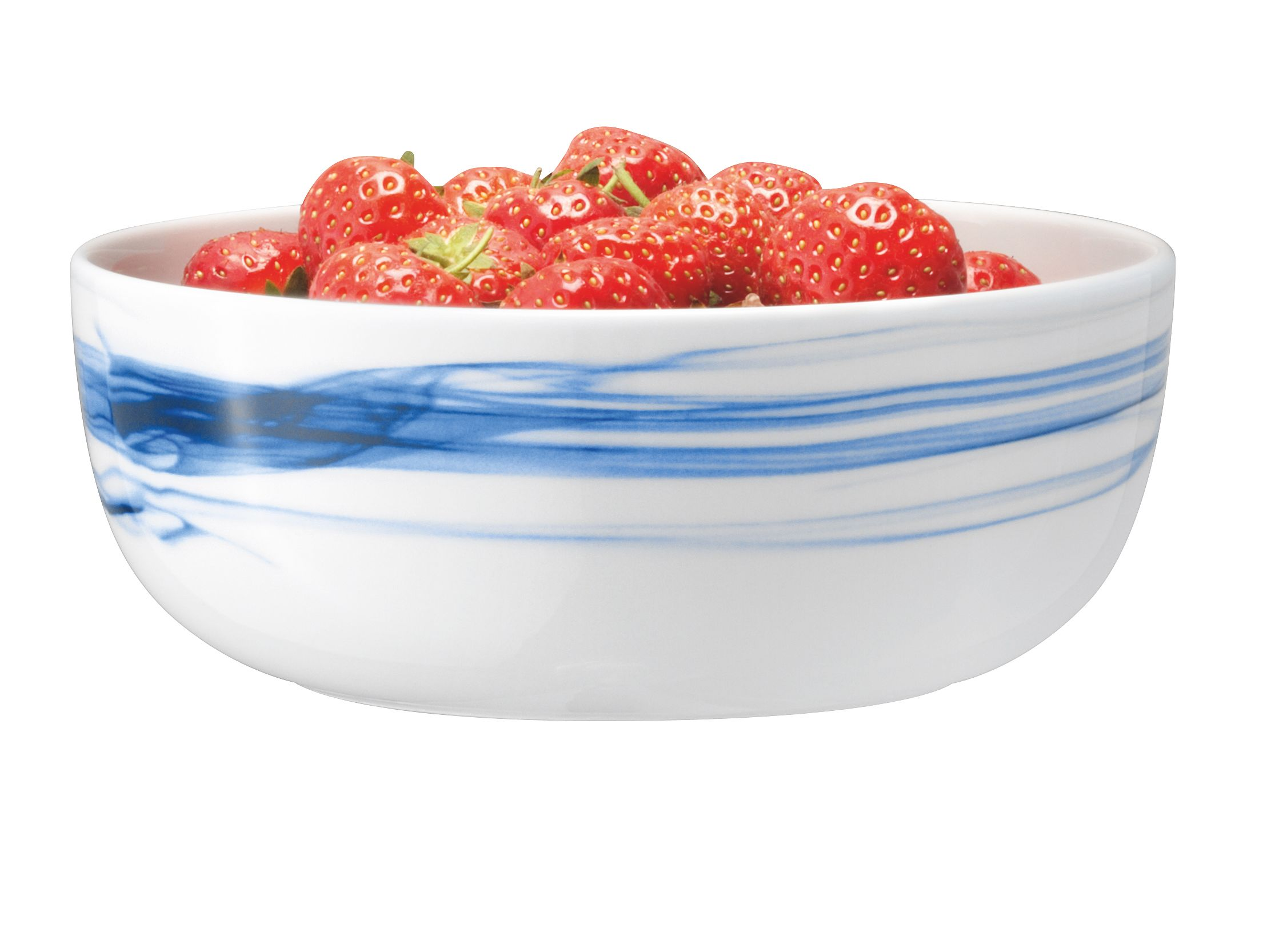 Cirro Cereal / Soup Bowl Cobalt set of 4