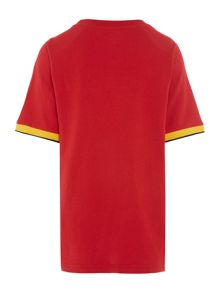 Kids football colours t-shirt