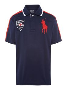 Kids England polo shirt