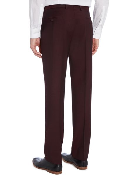 Ted Baker Linout slick rick extra slim solid suit trousers