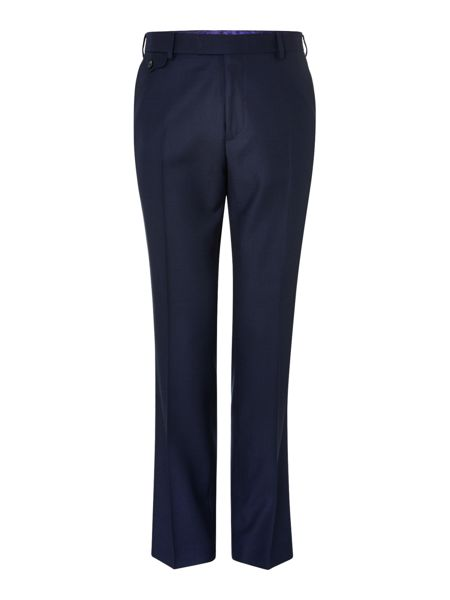 Ted Baker Foxdale Sterling Regular Fit Pindot Trousers