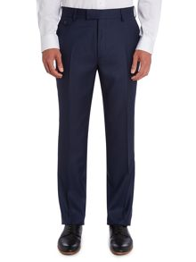 Foxdale Sterling Regular Fit Pindot Trousers