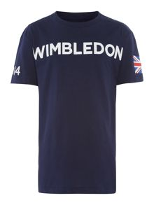 Kids Wimbledon t-shirt