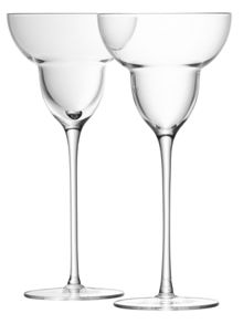 LSA Bar Margarita Glass set of 2