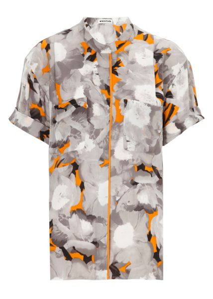 Whistles Mystic Floral Blouse