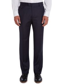 Endex sterling regular fit shadowstripe trousers