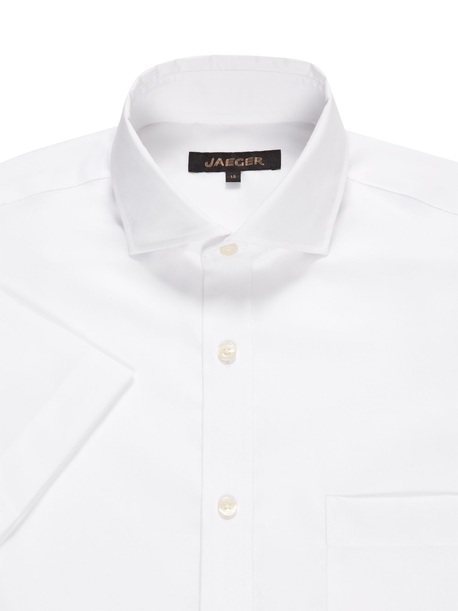 Travel pinpoint shirt