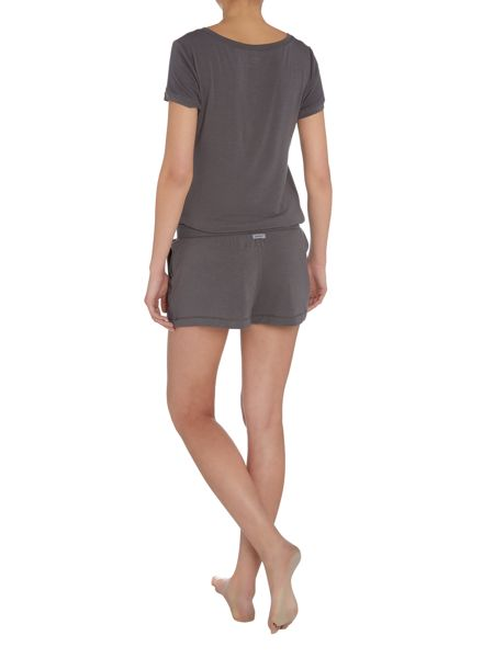 DKNY City essentials tee and boxer set