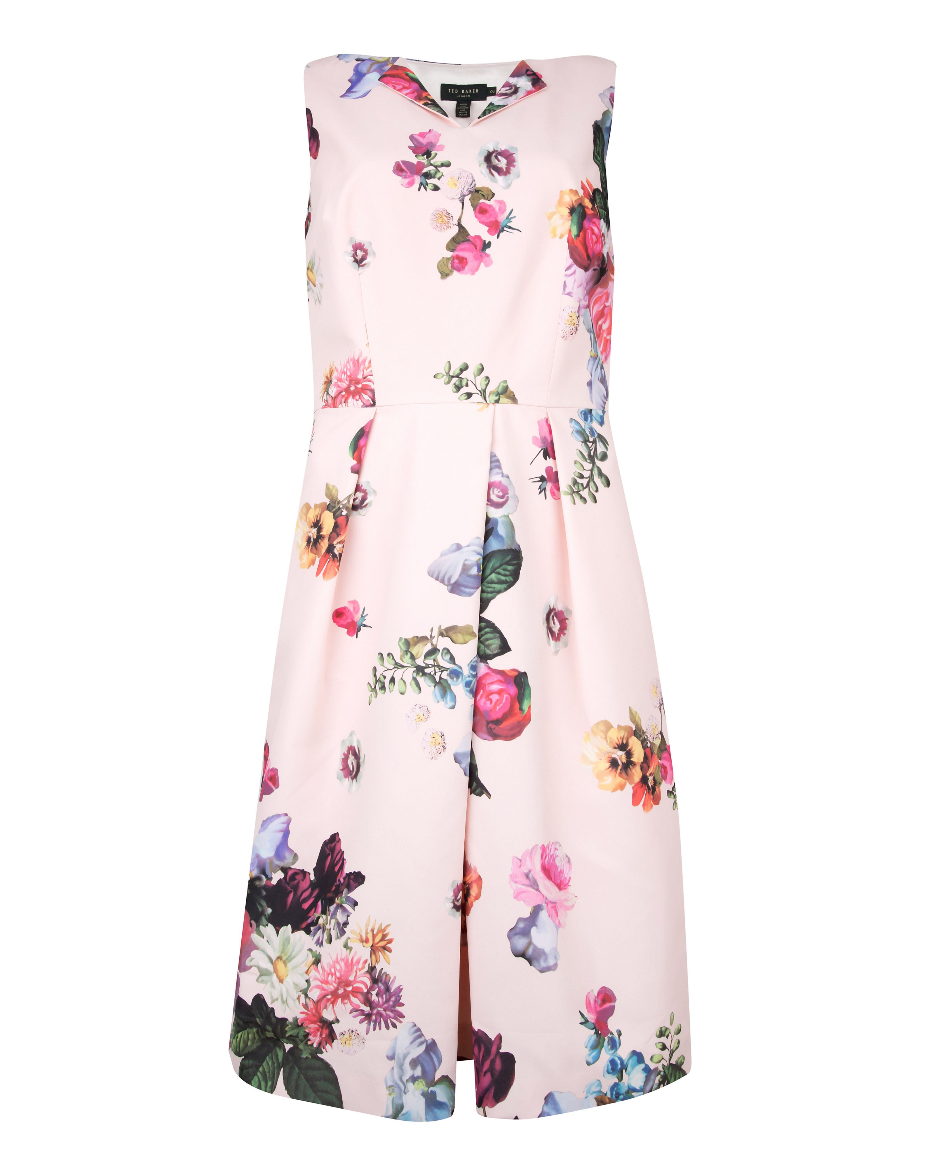 Deavon floral printed dress