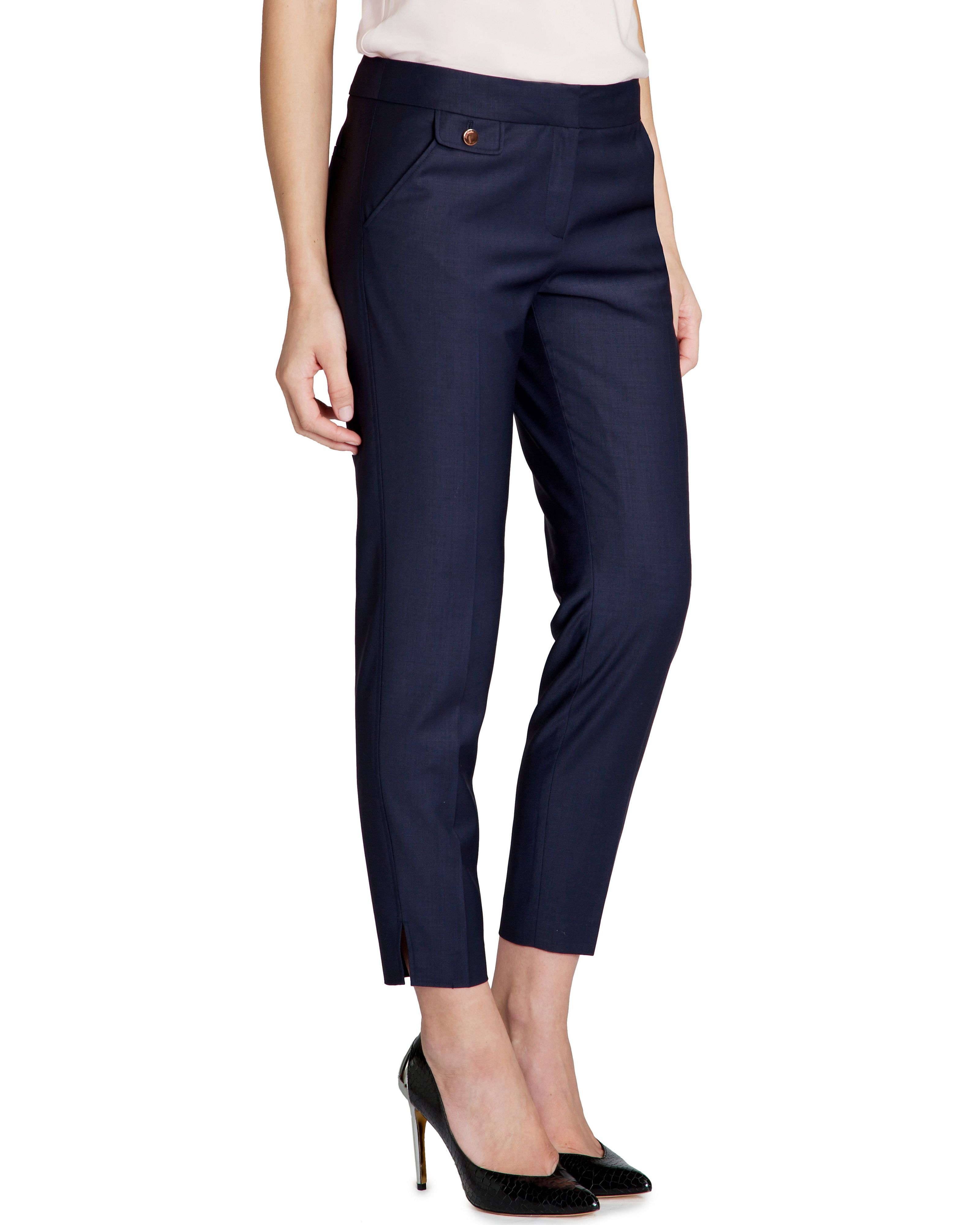 Ziviat tailored tapered trousers